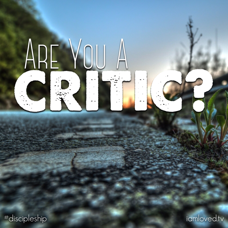 VIDEO: Are You ACritic?
