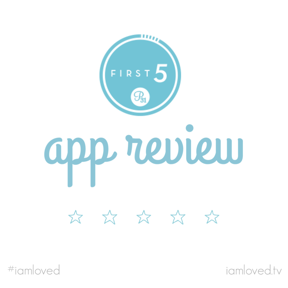 VIDEO: First5 AppReview
