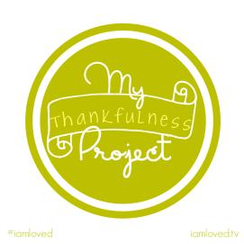 My Thankfulness Project