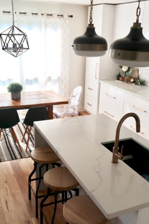 Maximized Space in a SmallKitchen