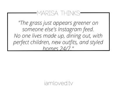 Marisa Thinks Social Media
