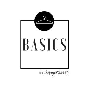 3 Basics = 6 Different Looks#40hangercloset